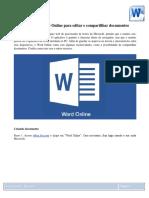 Aula 02 - Word Online