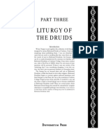 A Reformed Druid Anthology-03-Books of the Liturgy