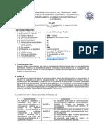 Silabo Metodologia de la IC 2020