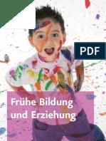 Fruehe Bildung und Erziehung 2011