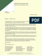 IPSA Letter 2