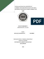 Mengolah Limbah Cair Tahu Dengan Kayu Apu Serta Menganalisis Resiko Lingkungan Akibat Limbah Cair Tahu