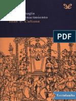 Eros y magia en el Renacimiento - Ioan P Culianu