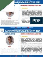 18. Juanita Reyes