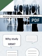 Human Resource Management_KSz