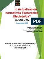 MODULO 2 Facturación Electronica