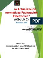 MODULO 3 Facturación Electronica