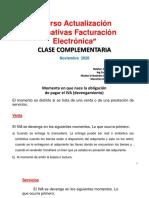 Clase Adicional Reumen