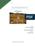 caminos prehispanicos resumen