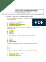 PARCIAL FISIOLOGÍA Y DEFICIENCIAS DEL SISTEMA AUDITIVO CORTE II (1)