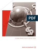 Bain and Company_Global Private Equity_Report_2012