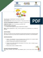 UDS 7 PLANEADOR 1 DEMANA DE AGOSTO