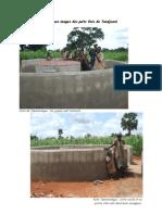 quelques images puits tandjoaré lot 2