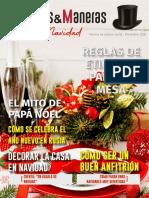 Modales y Maneras - Especial Navidad - Diciembre 2020