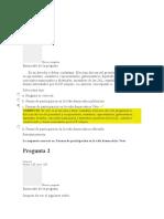 Evaluación Unidad 2 DDHH