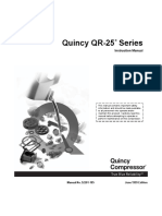 Quincy Instruction Manual 1999