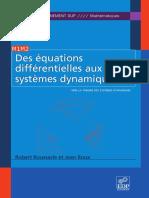 Des équations différentielles aux systèmes dynamiques Tome II - EDP Sciences.pdf
