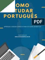 Como Estudar Português