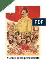 Imagine Stalin Cultul Personalității