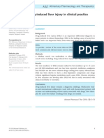 drug-induced liver injury in clinical practice
