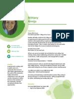 brittany resume