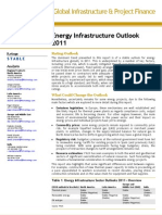 Energy Out Look 2011 Report Published