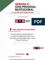 S01.s1 - Material - Derecho Procesal Constitucional y Proceso Constitucional