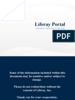 Liferay Overview