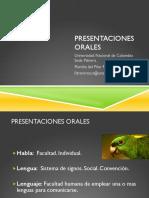 Presentaciones orales pdf