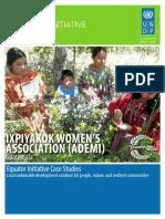 Ixpiyakok Women's Association - Guatemala (Biodiversity)