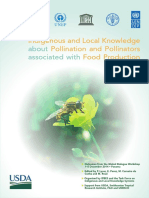 Indigenous and Local Knowledge about Pollination and Pollinators associated with Food ProductionPanama