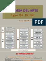 HISTORIA DEL ARTE XIX-XX-XXI__