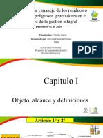 Decreto 4741 2005