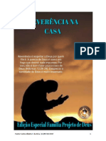 Livro de Reverência Na Casa de Deus