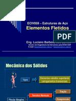 5. ECIV059 - Elementos Fletidos