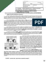 CSV FILOSOFÍA CUARTO AÑO MEDIO etica y filosofía política 2014