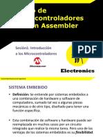 Curso PIC RMJ Electronics - Sesión 1