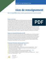 DCAF_BG_12_Les services de renseignement(0)