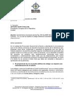 DP0110 Código Electoral