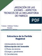 s3_DECLARATORIA DE FABRICA  y LEVANTAMIENTO DE CARGA.ppt