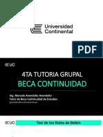 Ppts 4ta Tutoria Grupal 2020 - 2 -Beca Continuidad