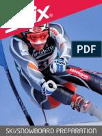 Manuale tecnico swix sport