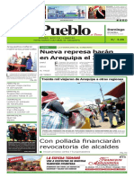 Diario Pueblo 18 de Octubre 2020