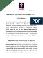Archivan proceso contra Santiago Uribe por supuesta financiación a paramilitares
