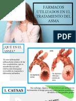 Fármacos Utilizados en El Tratamiento Del Asma by Liz