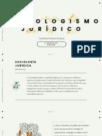 Sociologismo jurídico