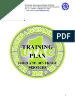 training plan FBS (40DAYS)