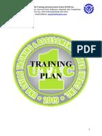 TRAINING plan fbs (10days)