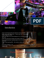 STRATEGIES IN BUSINESS FOR ALCOHOL INDUSTRY