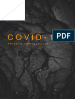 COVID 19 PANDEMIC, PROFIT, FALLOUT - Harrison Research Report on Covid19